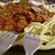 Csokoládés spagetti