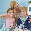 Így tanítsd meg gyermeked helyesen fogat mosni
