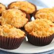 Sajtos-köményes muffin