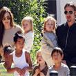 Angelina Jolie egyedül töltheti londoni napjait